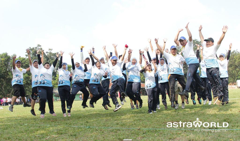 AstraWorld - Pengalaman Jambore TBCCI-ICCA 2015