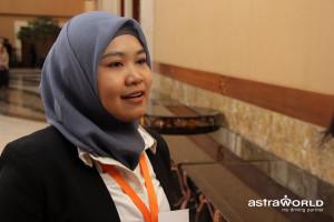 AstraWorld - Aniyah, Peserta Kategori QA