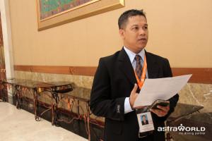 AstraWorld - Triantoro, Peserta Kategori Supervisor