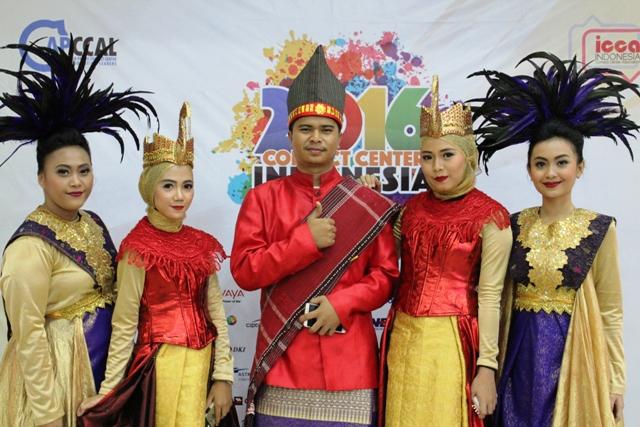 Team Singing PT. SIM
