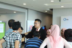 Hadi - Doa dan Dukungan Sebelum Presentasi