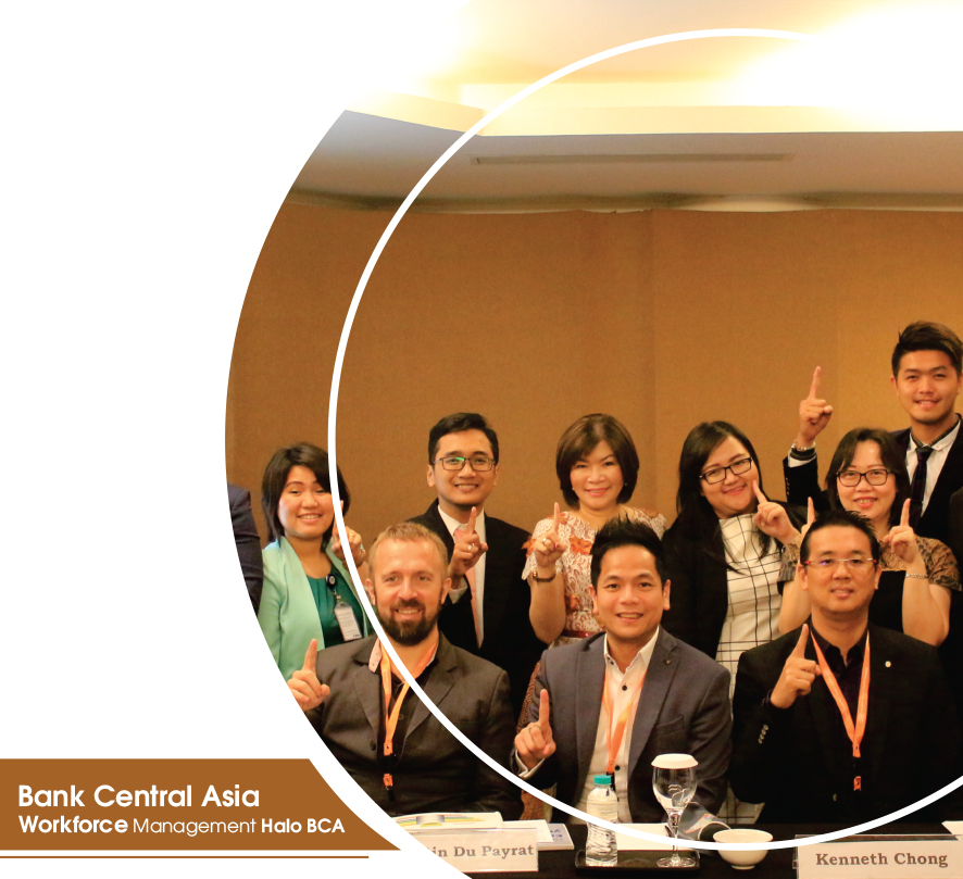 Workforce Management Halo BCA