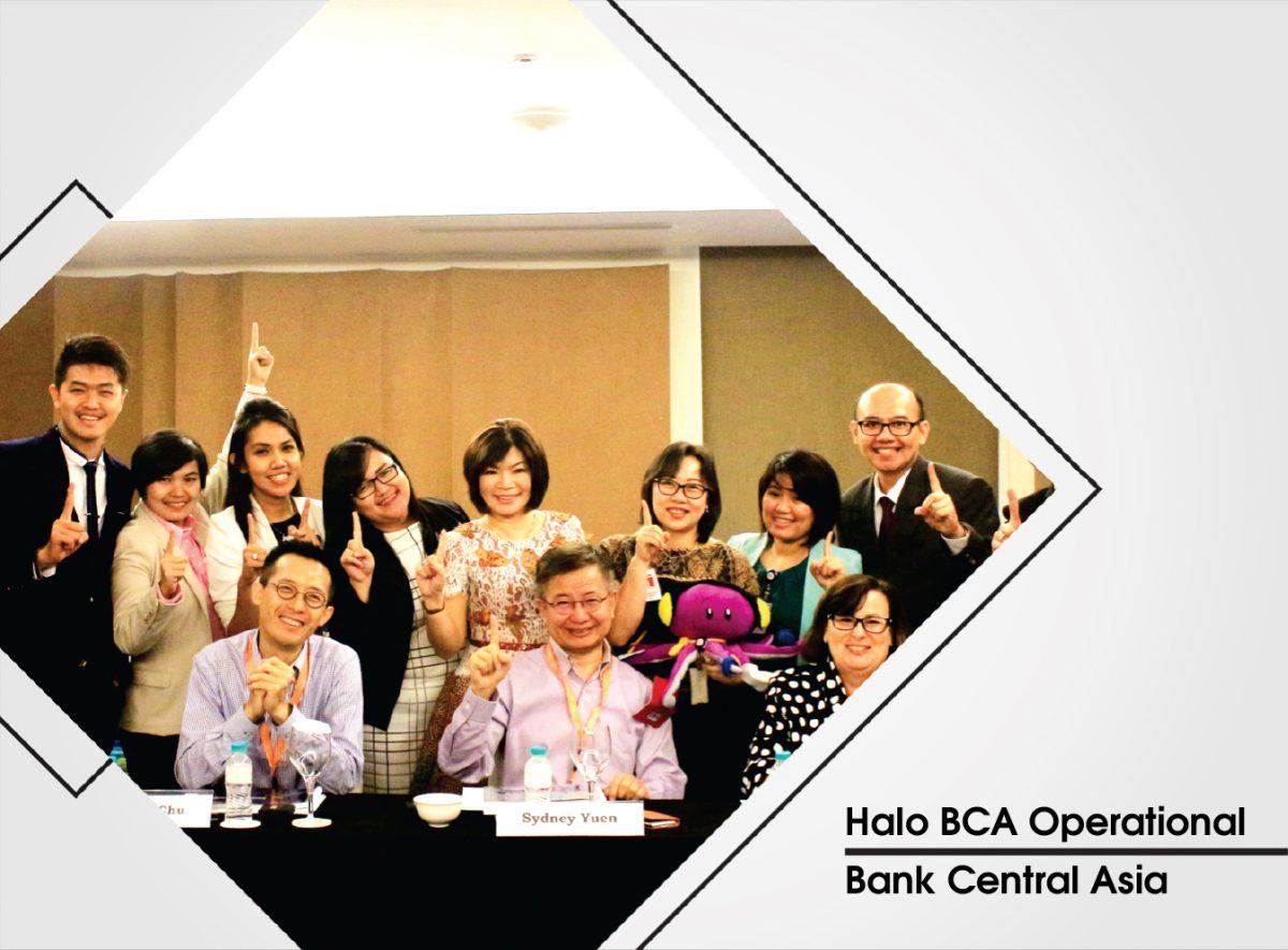 Halo BCA Operational