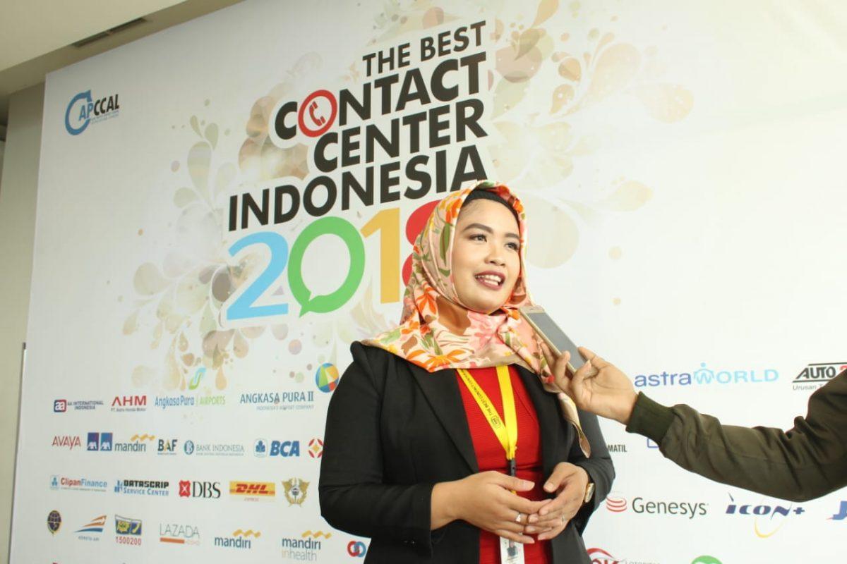 Interview bersama Dian Wulandari Kategori Agent English Contact Centre